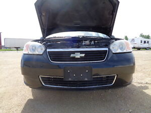 2008 Chevrolet Malibu LT Sedan