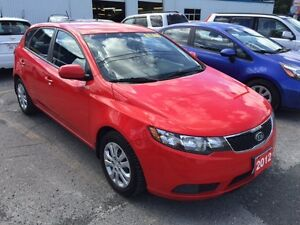 2012 Kia Forte5 loaded Hatchback