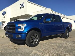 0% or Cash Price Max Tow 2016 Ford F-150 Lariat