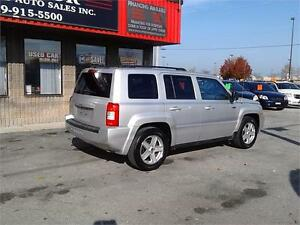 2010 Jeep Patriot 4X4 Trail Rated North Edition Windsor Region Ontario image 6