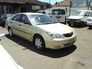 2002 Toyota Camry ACV36R Altise Gold 4 Speed Automatic Sedan Punchbowl Canterbury Area Preview