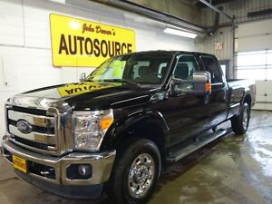 2016 Ford F-250 SD XLT Crew Cab Long Bed 4WD Peterborough Peterborough Area image 3