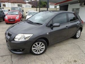 2008 Toyota Corolla ZRE152R Conquest Gunmetal 4 Speed Automatic Hatchback Sylvania Sutherland Area Preview