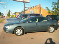 2006 Buick 43000 KMS