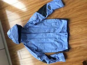 Columbia waterproof and breathable jacket