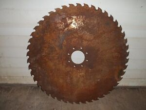 Attention Knife makers SAW BLADE