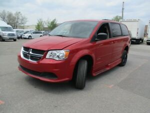 2012 Wheelchair Accessible Dodge Caravan