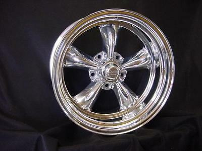 "Used, 1) 18X9.5 AMERICAN RACING "" TORQ THRUST 2  CUSTOM FORD F100 F150 5X5.5 5X135MM  for sale  Fairview"