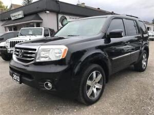 2013 Honda Pilot Touring / CERTIFIED / DYNASTY AUTO