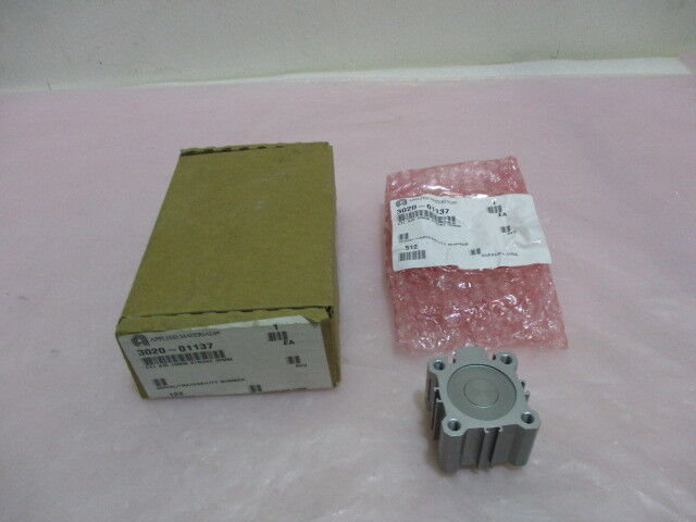 AMAT 3020-01137, SMC CQ2A32-ULA960054, Cylinder Air 10mm Stroke 32mm. 419034
