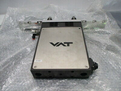 VAT 02112-AA24-AQX1/0051 Slit Valve, Rectangular Gate Valve A-310958, RS1128