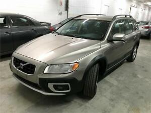 2008 Volvo XC70 3.2L AWD (Automatic, A/C, Grp Elec, CUIR, MAGS)
