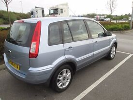 FORD FUSION 06 AUTO LOW MILAGE*FULL MOT-PART SERVICE HISTORY