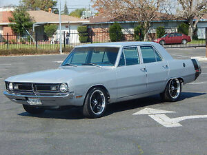 1971 dodge dart custom - photo #37