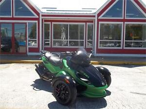 2012 CAN AM SPYDER RS S