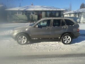 Great Suv for the winter - 2005 BMW X5 AWD for $6800obo