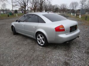 Looking for cheap car or a trade for my Audi A6