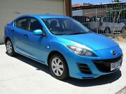 2010 Mazda 3 BL10F1 MY10 Neo Activematic Blue 5 Speed Sports Automatic Sedan Mount Lawley Stirling Area Preview