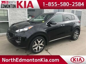 2017 Kia Sportage SX Turbo **LEATHER**NAVIGATION**SUNROOF**