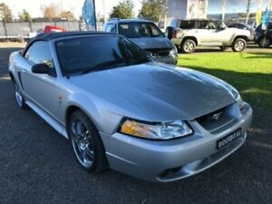 2001 Ford Mustang Cobra Silver 5 Speed Manual Convertible Penrith Penrith Area Preview