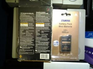 Collectible OEM SONY PSP 1000 Factory Sealed Gear