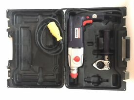 SDS Drill Sparky Professional 110v 820w Excellent Condition