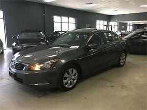 2010 Honda Accord Sedan EX-L*LEATHER**HEATED SEATS**ROOF**
