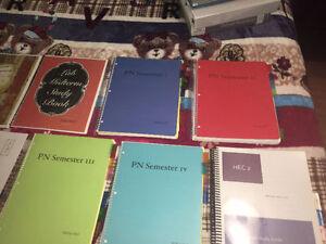 Practical Nursing Textbooks  -  Fanshawe College