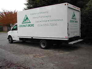 2002 GMC Savana 16 ft Cube Truck Other