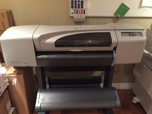 "HP DesignJet 500 42"" printer"