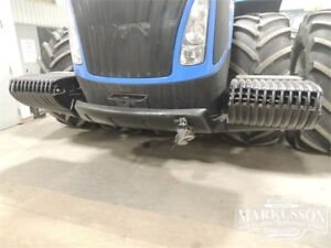 New Holland T9.670 HD Tractor - MegaFlow, PTO, GPS, HID's, 3532h