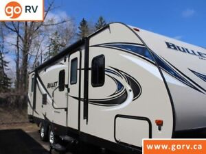 $139 b/w OAC. Used Travel Trailer RV, sleeps 10 with queen bed!