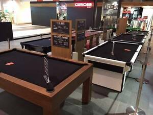 SATURDAY SALE FRENZY ON BRAND NEW MELBOURNE MADE  BILLIARD TABLES Craigieburn Hume Area Preview