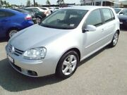 2008 Volkswagen Golf V MY09 Pacific DSG Silver 6 Speed Sports Automatic Dual Clutch Hatchback Heatherton Kingston Area Preview