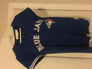 Women's blue Jays jersey