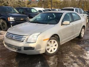 2009 Ford Fusion Power Group 4 Cyl Gas Saver.