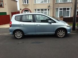 Automatic Honda Jazz, 1.4 DSI SE, 54 reg, full service history, low mileage