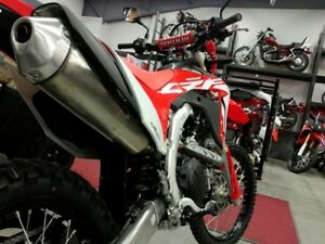 2019 HONDA On Road CRF 450 LK   Dual Red