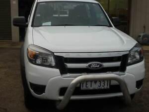 12/2010 FORD PK RANGER AUTO TURBO DIESEL DUAL CAB Lake Wendouree Ballarat City Preview