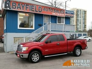 2011 Ford F-150 XTR Supercab Ecoboost **Only 118K**