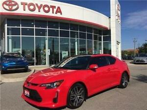 2014 Scion tC *** PANA ROOF, LEATHER, BLUETOOTH, OFF LEASE ***