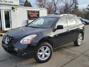 2008 Nissan Rogue SL ALL WHEEL DRIVE LEATHER AND SUNROOF