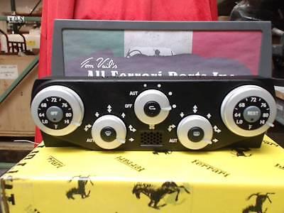 Ferrari Part 67165600 AIR CONDITIONING, AIR CONDITIONER,   AC, A/C DASHBOARD