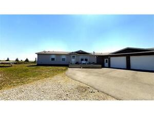 **PENDING** 3 Acres, Coaldale with 7 Bed Modular home **PENDING*