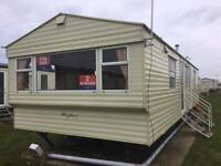 Static Caravan Nr Clacton-on-Sea Essex 2 Bedrooms 6 Berth Delta Santana 2009