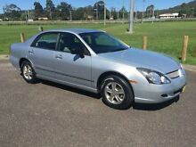 2004 Mitsubishi Magna TL ES Silver 4 Speed Auto Sports Mode Sedan West Gosford Gosford Area Preview