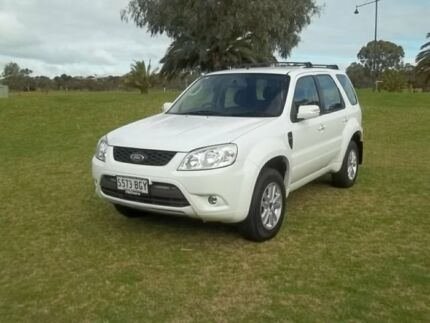2010 Ford Escape ZD MY10 4 Speed Automatic Wagon Murray Bridge Murray Bridge Area Preview