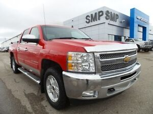 2013 Chevrolet Silverado 1500 LT Z71 4X4, PST paid, power seat,