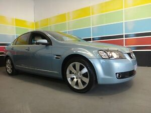 2007 Holden Calais VE V Pale Blue 5 Speed Automatic Sedan Wangara Wanneroo Area Preview