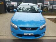 2009 Ford Falcon FG XR6 Ute Super Cab Blue 4 Speed Sports Automatic Utility Merrylands Parramatta Area Preview